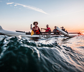 camping activités marines Pays Basque