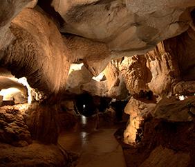 camping proche grottes de sares