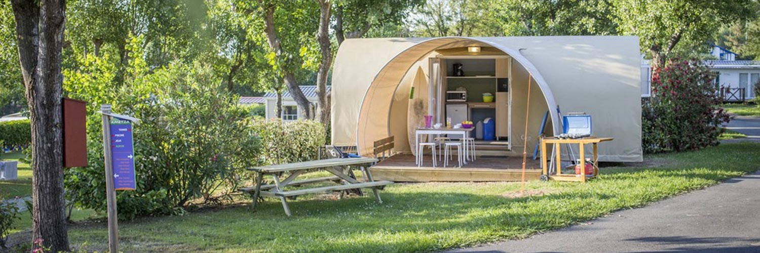 cocosweet 4 personnes camping ametza