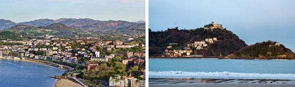 paysages pays basque près camping hendaye