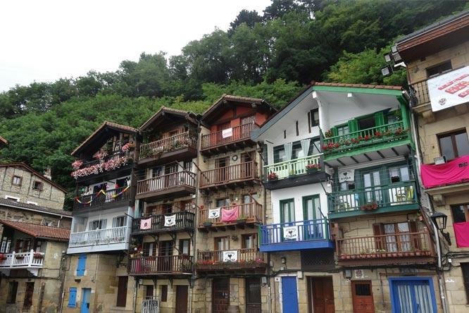 village irun près camping ametza